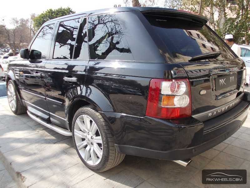 Range Rover Sport Supercharged 4 2 V8 2005 For Sale In
