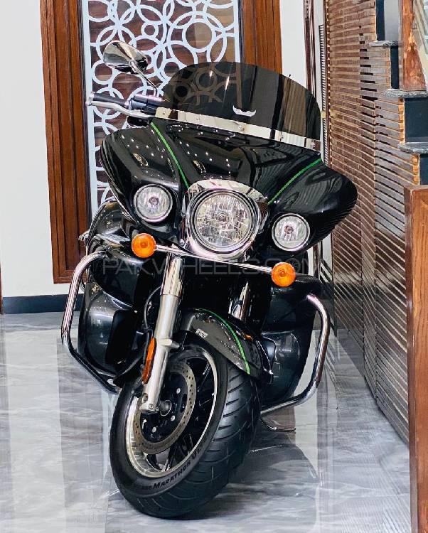 Kawasaki Vulcan 1700 Voyager 2015 Image-1