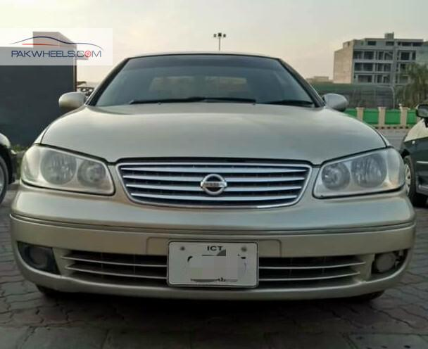 Nissan Sunny EX Saloon 1.6 2011 Image-1
