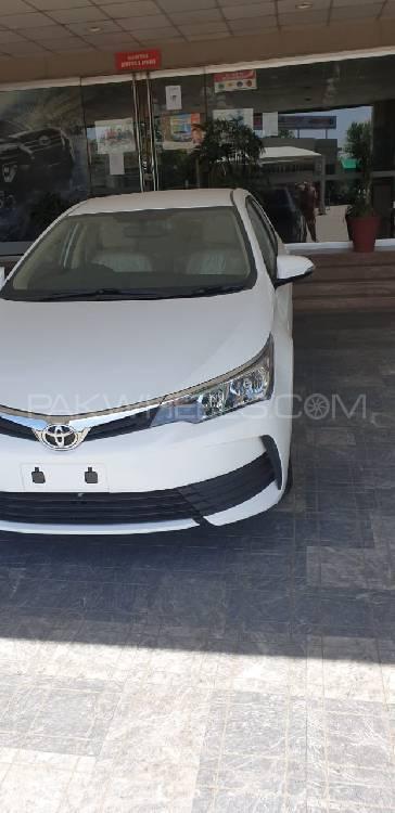 Toyota Corolla XLi Automatic 2020 Image-1