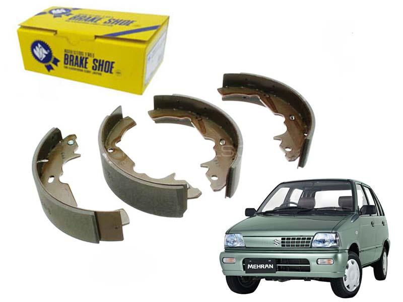 MK Brake Shoe For Suzuki Mehran 1988 - 2018 in Karachi