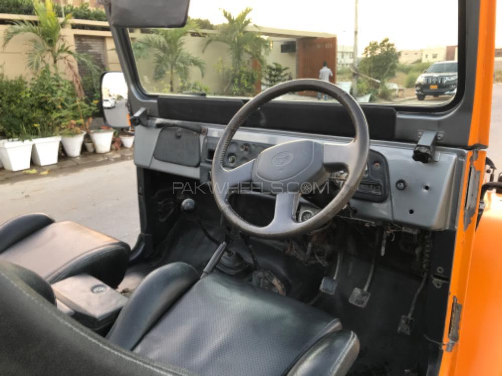 Toyota Land Cruiser J40  1983 Image-1