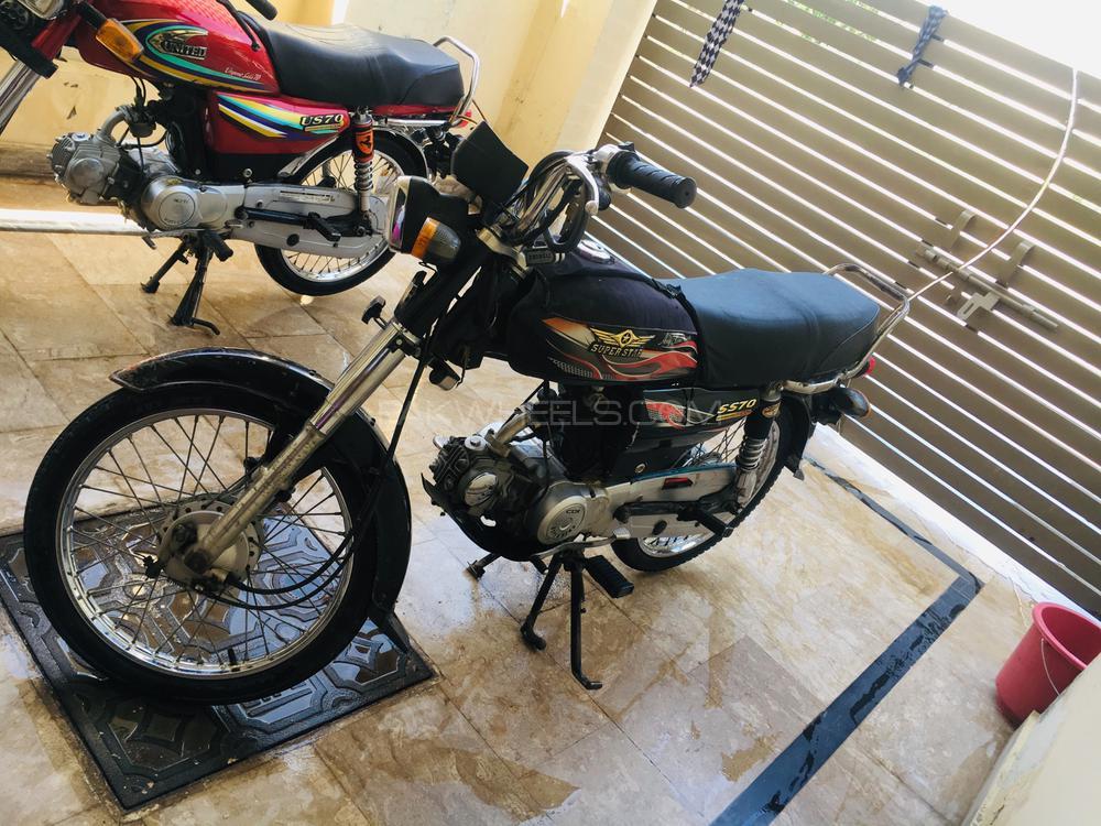 Used Super Star Cd 70 2011 Bike For Sale In Rawalpindi 276070