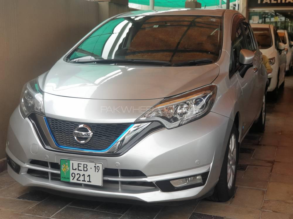 Nissan Note S 2017 Image-1