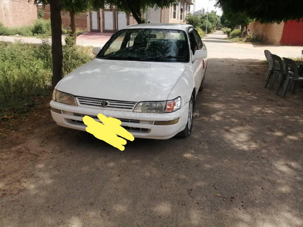 Toyota Corolla 1991 Image-1