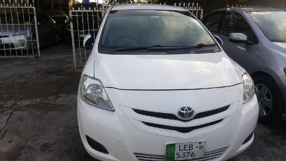 Toyota Belta X S Package 1.0 2007 Image-1