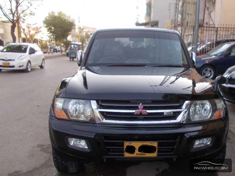 Mitsubishi Pajero 2002 for sale in Karachi  PakWheels