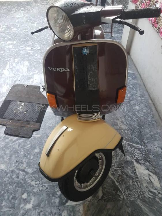 Vespa 150cc 1982 Image-1