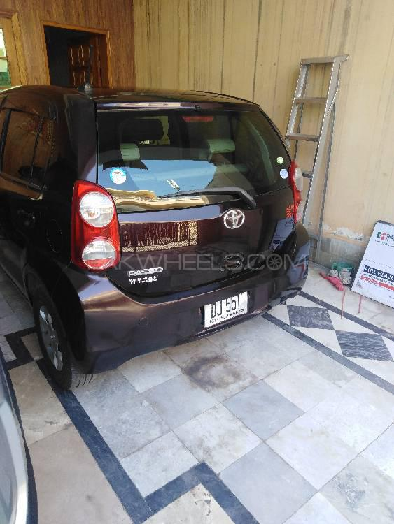 Toyota Passo X L Package 2011 Image-1
