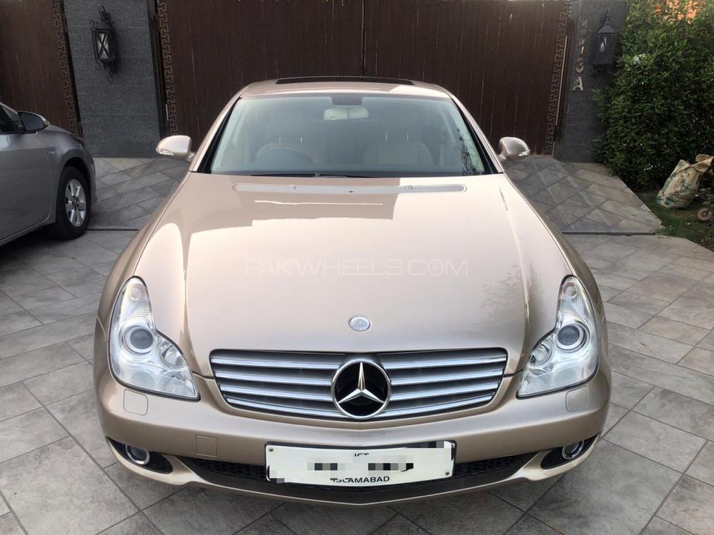 Mercedes Benz CLS Class CLS350 2005 Image-1