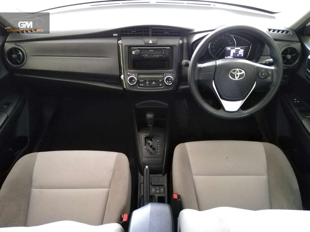 TOYOTA COROLLA AXIO MODEL 2016 UNREGISTER ONLY 57000 MILEAGE COLOR WHITE  Everything is in genuine condition. Just like a Zero Meter car.