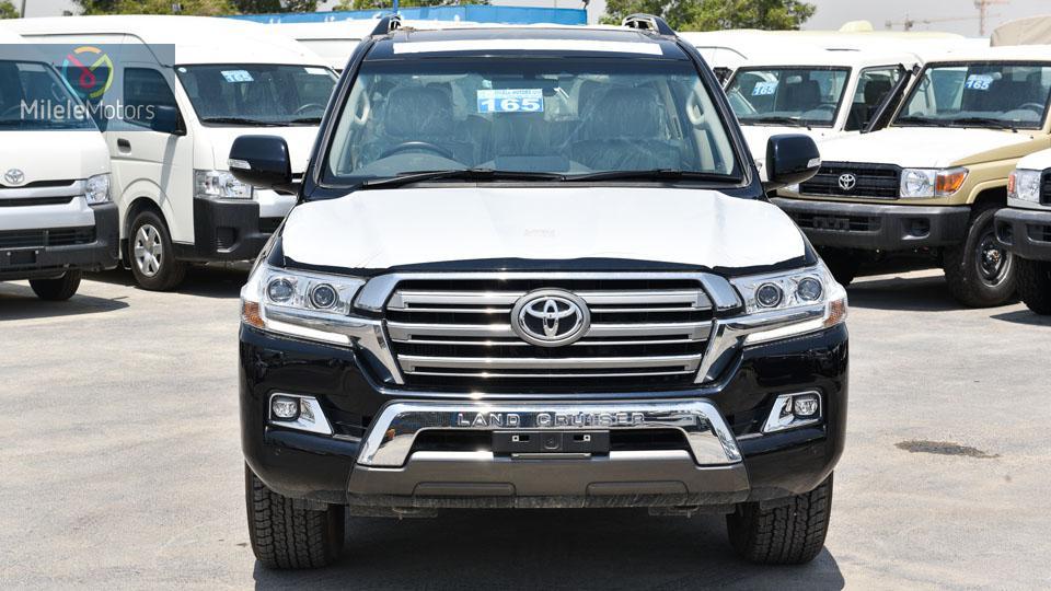 Toyota Land Cruiser VX 4.5 2020 Image-1