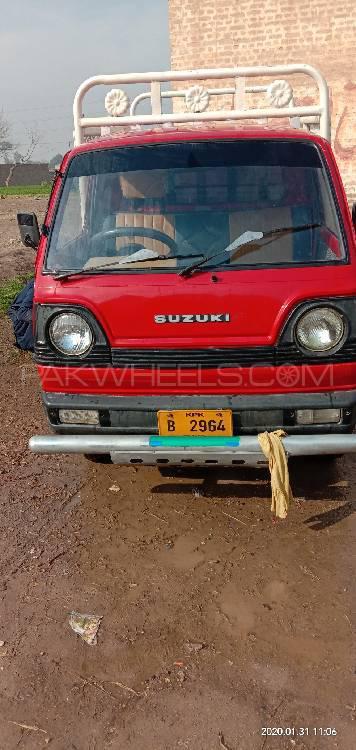 Suzuki Ravi 1989 Image-1