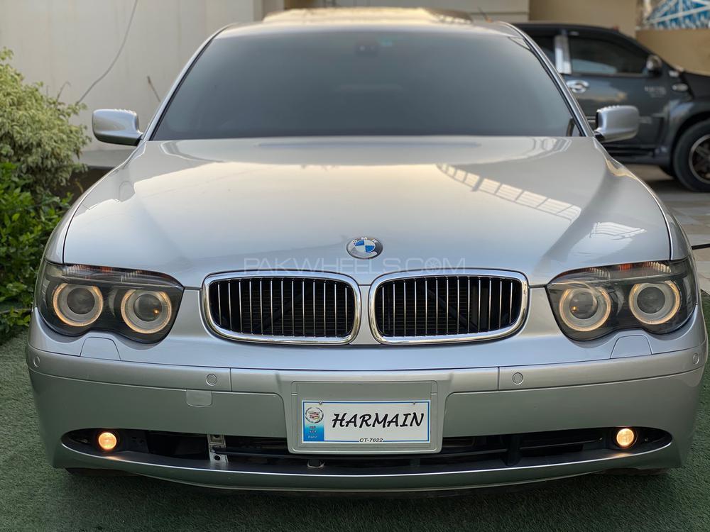 BMW 7 Series 760Li 2004 Image-1