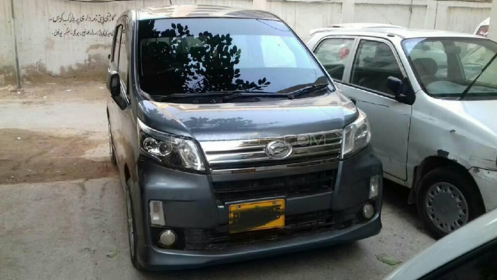 Daihatsu Move Custom RS 2014 Image-1