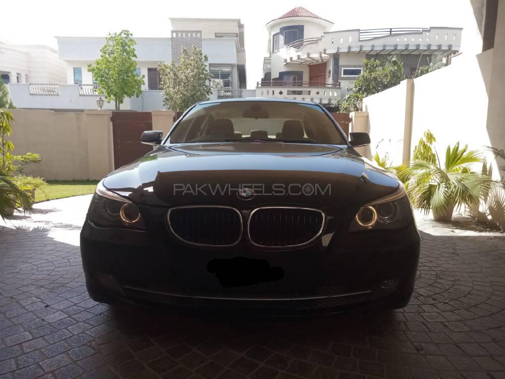 BMW 5 Series 520d 2008 Image-1