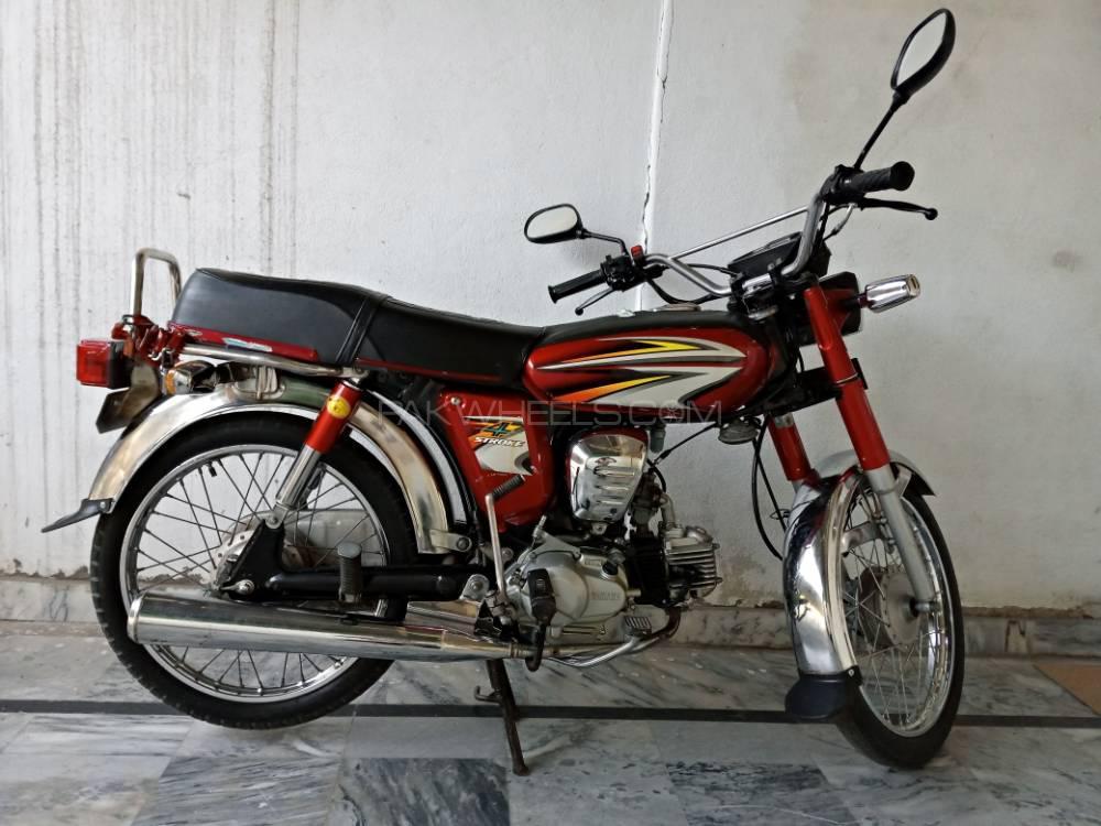 Yamaha 4 YD 100 - 2004  Image-1
