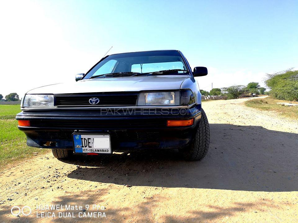 Toyota Corolla DX 1991 Image-1