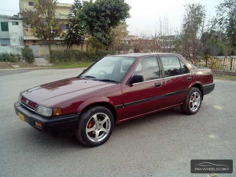 1988+Honda+Accord Accord For Sale In Islamabad | PakWheels