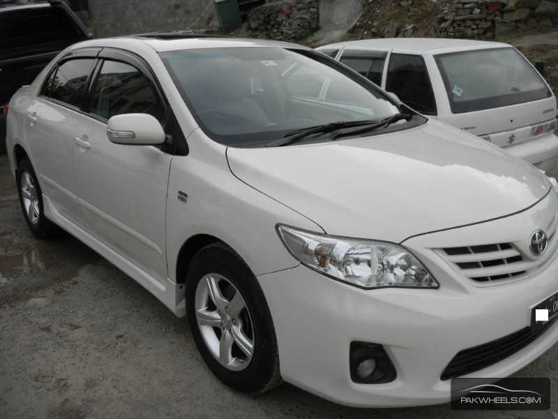 toyota corolla altis sr cruisetronic 1 6 2012 for sale in islamabad pakwheels. Black Bedroom Furniture Sets. Home Design Ideas