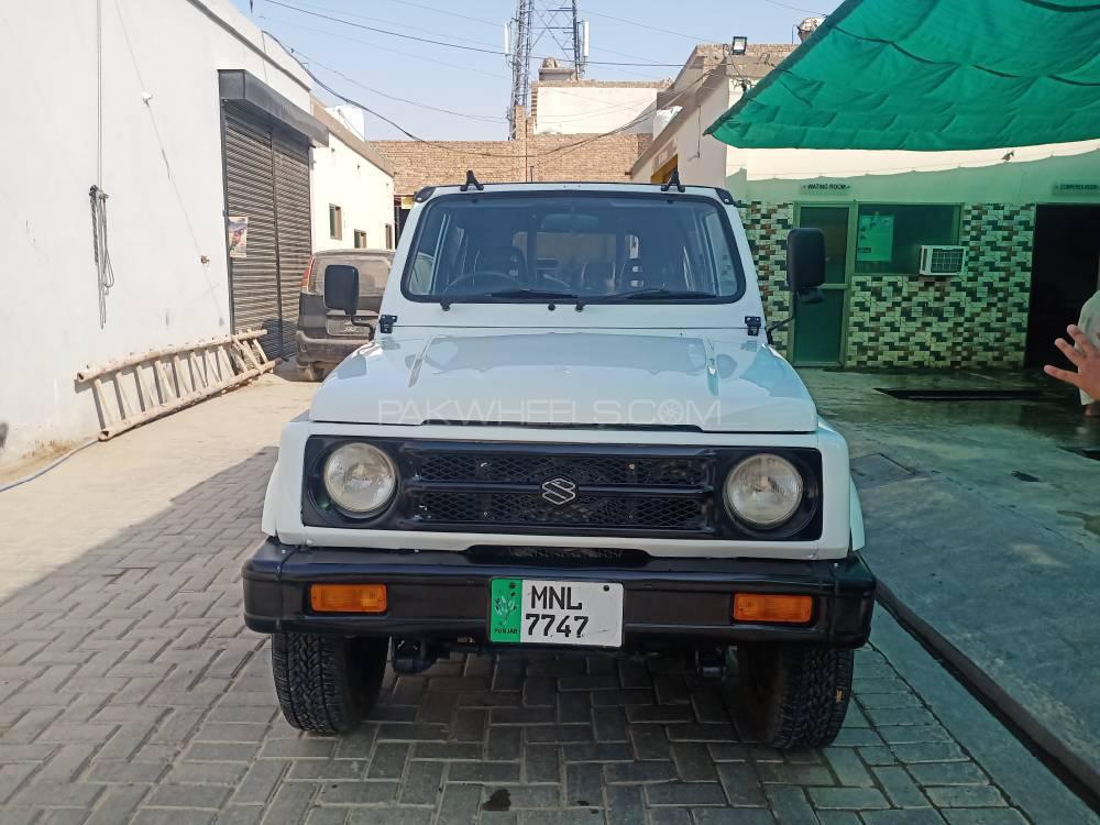 Suzuki Jimny Sierra 1988 Image-1