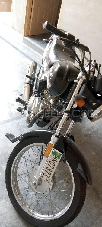 Yamaha YB 125Z  2018 Image-1