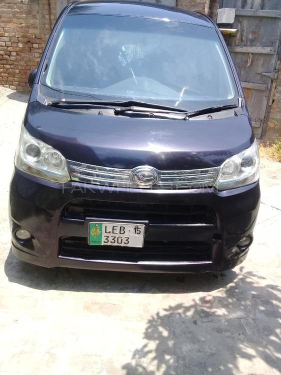 Daihatsu Move Custom X 2011 Image-1