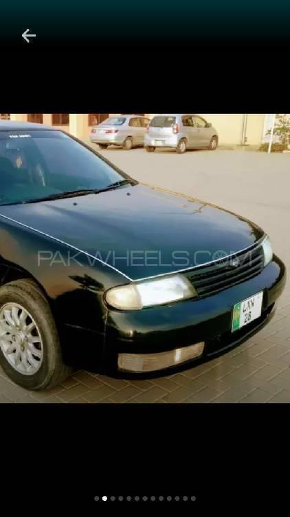 Nissan Blue Bird 1994 Image-1
