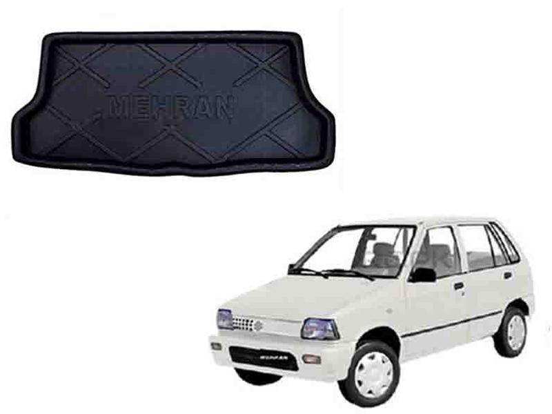 Suzuki Mehran 1988-2020 Trunk Mat in Karachi