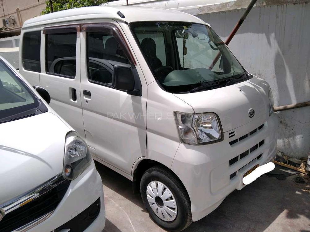 Daihatsu Hijet Cruise Turbo 2013 Image-1