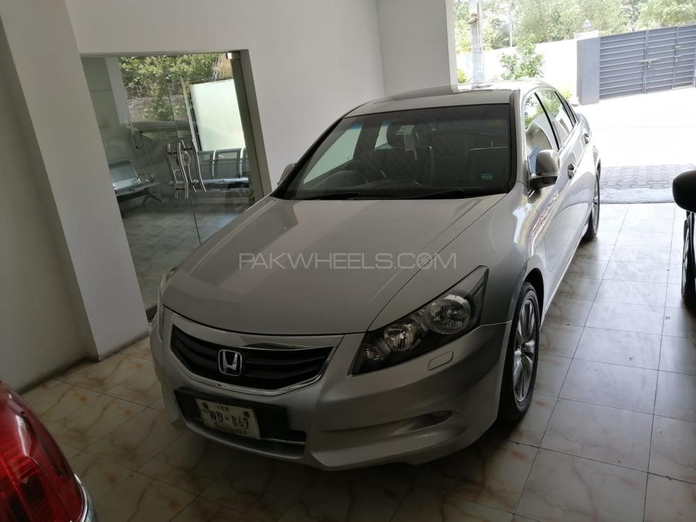 Honda Accord 24TL 2012 Image-1