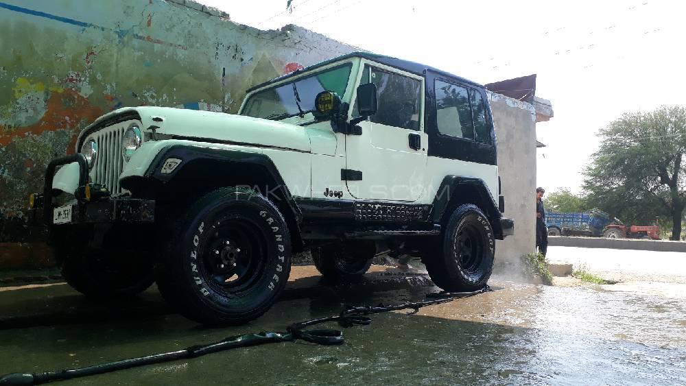 Jeep CJ 5 1984 Image-1