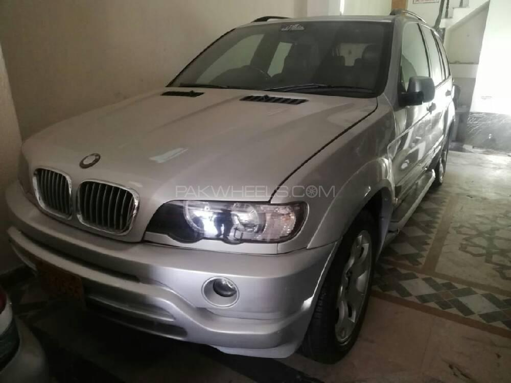 BMW X5 Series 3.0i 2001 Image-1