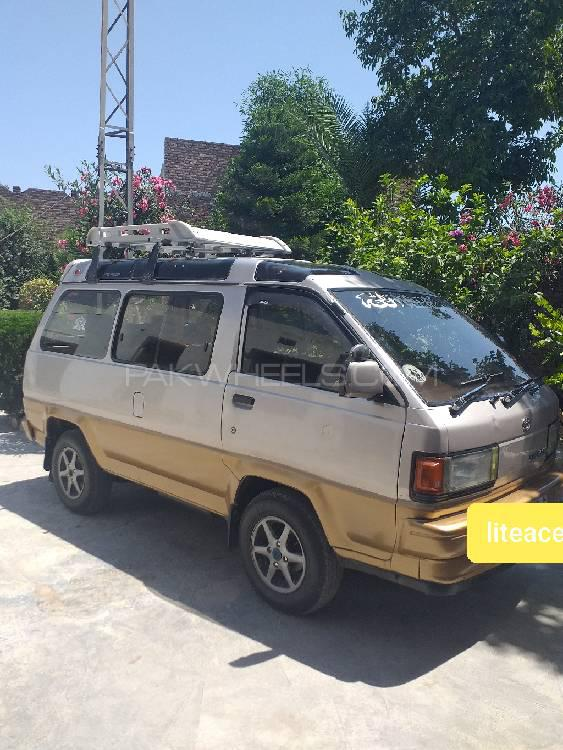 Toyota Lite Ace 1985 Image-1