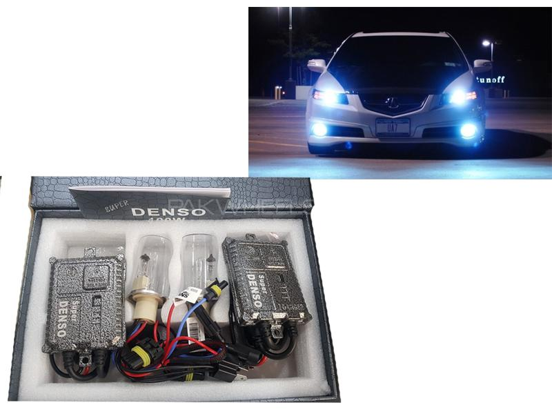 Denso Grey 100w Quick Start Hid H4 Image-1