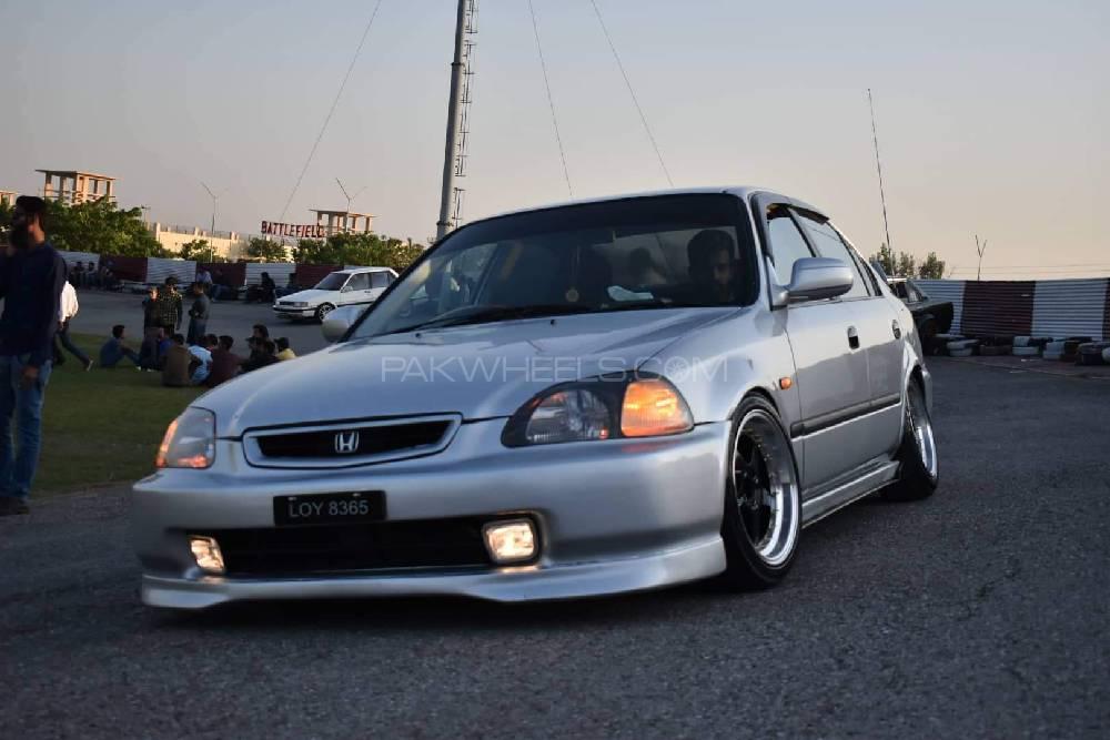 Honda Civic - 1996 Honda ferio ek3 Image-1