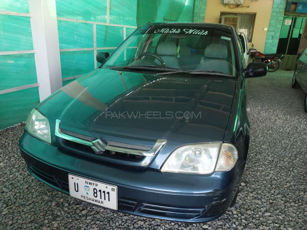 Suzuki Cultus VX 2007 Image-1