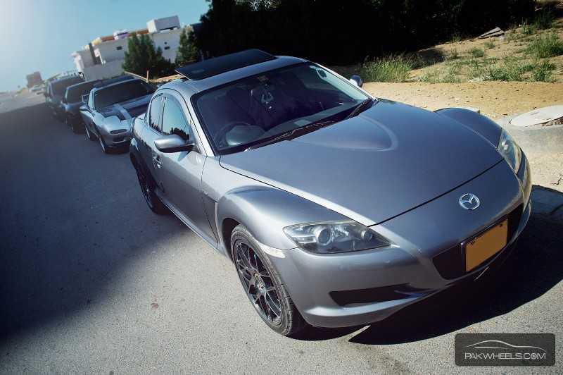 Mazda RX8 Type E 2003 Image-1
