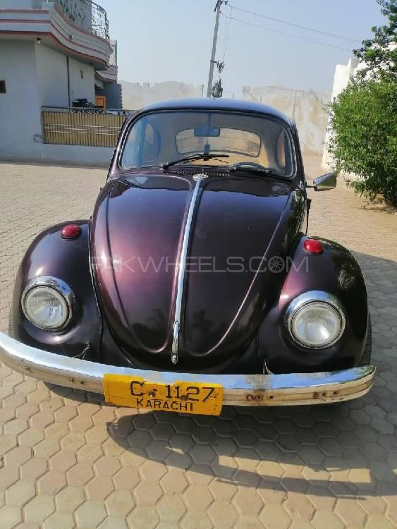 Volkswagen Beetle 1500 1974 Image-1