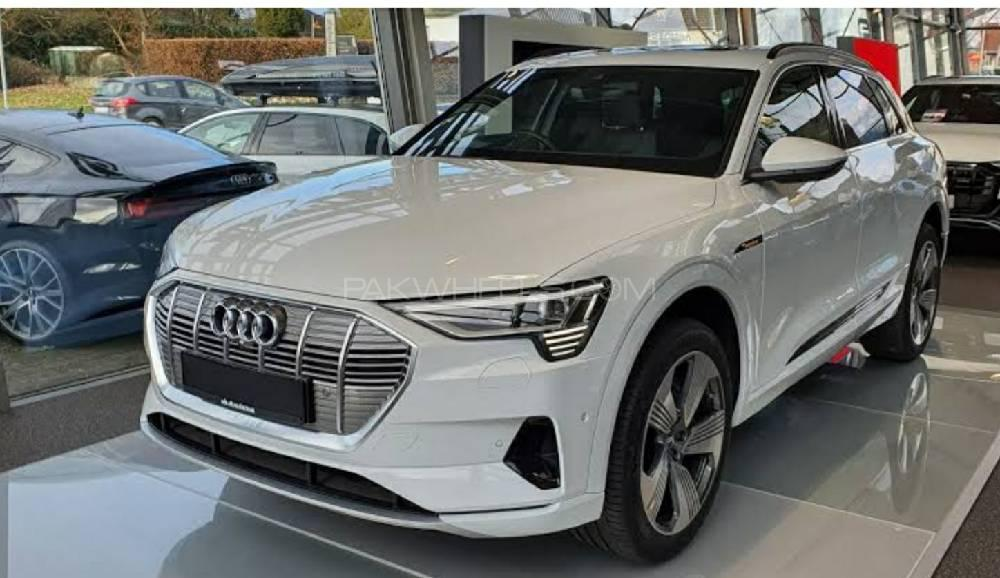 Audi e-tron 2020 Image-1