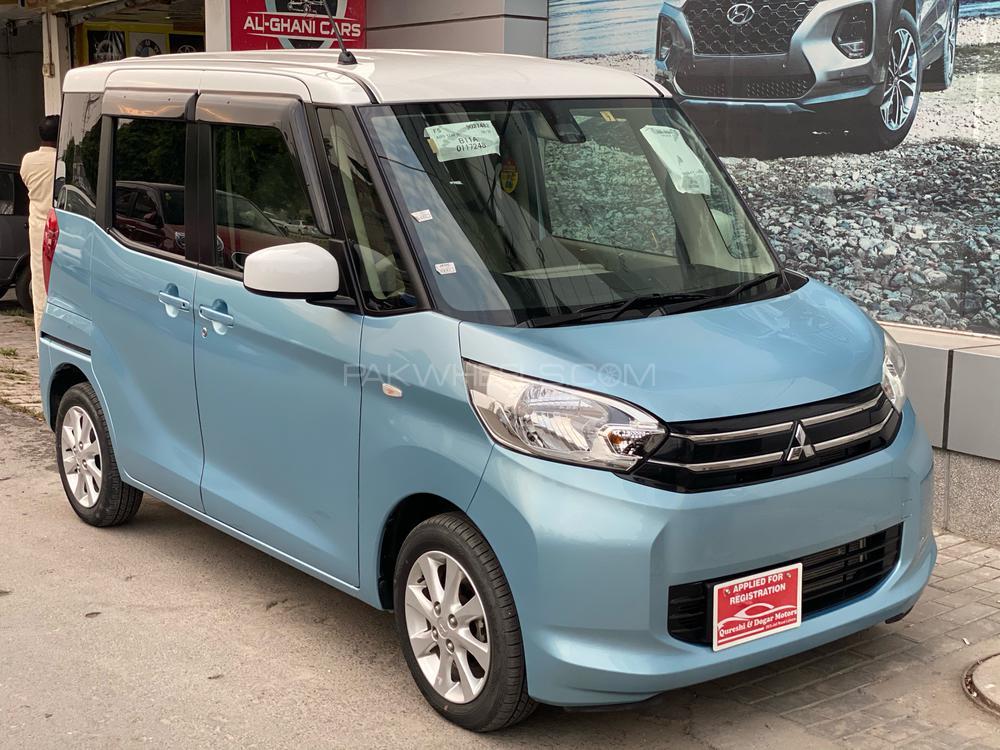 Mitsubishi EK Space Custom 2016 Image-1