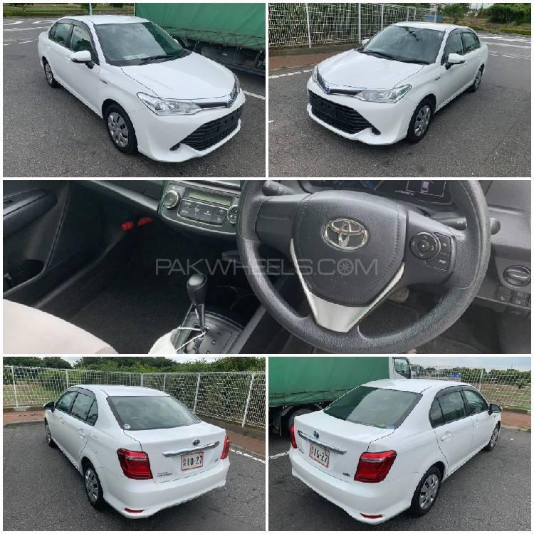 Toyota Corolla Axio Hybrid 1.5 2017 Image-1