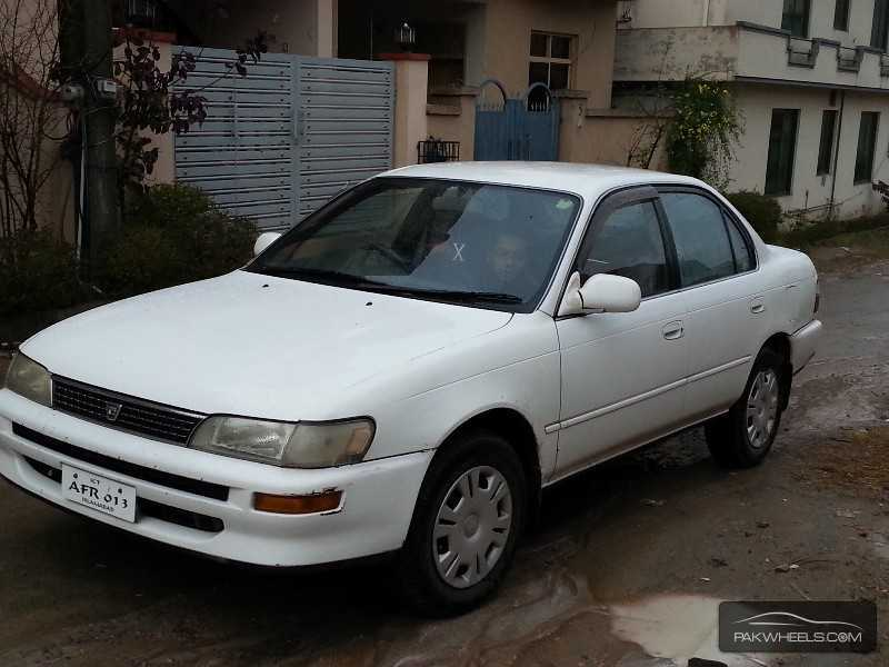 1994 toyota corolla for sale car interior design. Black Bedroom Furniture Sets. Home Design Ideas