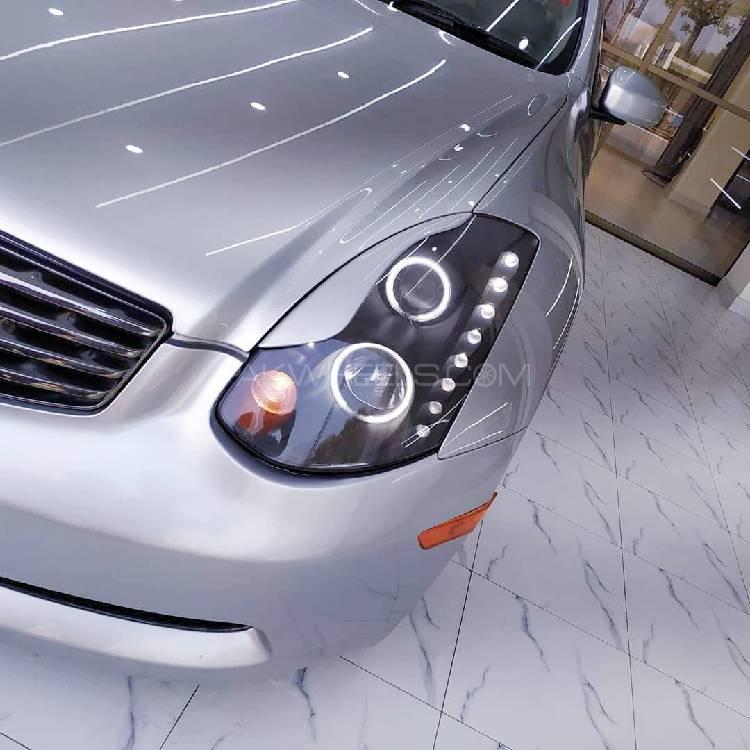 Nissan Skyline 2003 Image-1