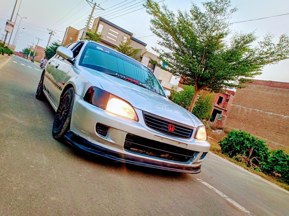Honda City 2002 of moazam.lashari33 - Member Ride 114850 ...