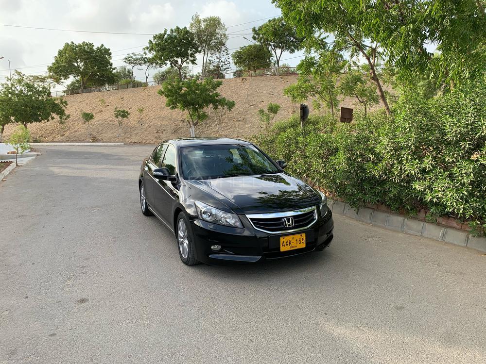 Honda Accord Type S 2012 Image-1