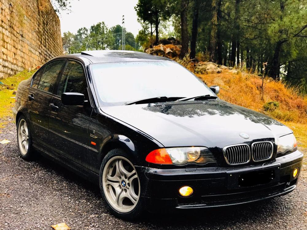 BMW 3 Series 318i 1998 Image-1