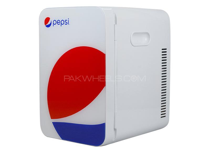 Portable Mini Fridge 13 Litre - White in Karachi