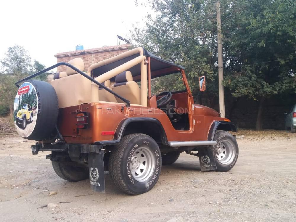 Jeep CJ 5 1969 Image-1