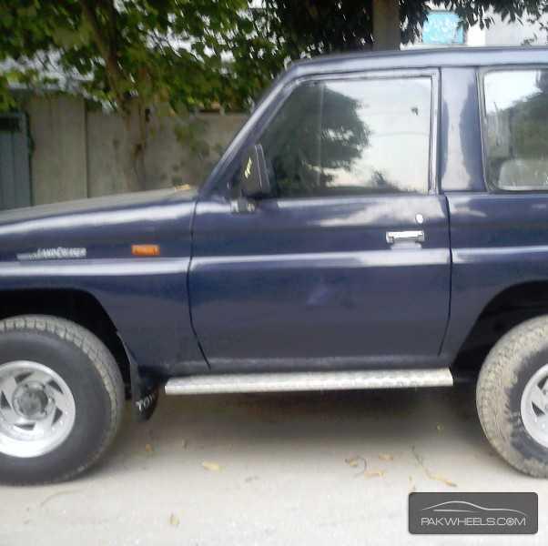 Toyota Land Cruiser 1991 Image-6
